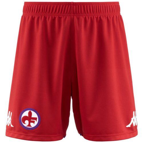 Fiorentina Fourth Football Shorts 21 22