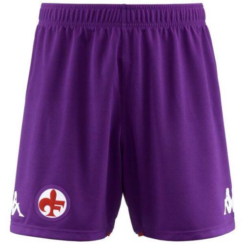 Fiorentina Home Football Shorts 21 22