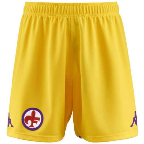 Fiorentina Third Football Shorts 21 22
