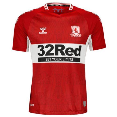 Middlesbrough Home Football Shirt 21 22