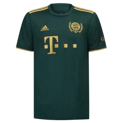 Bayern Munich Fourth Football Shirt 21 22