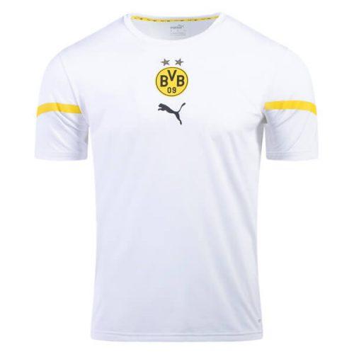 Borussia Dortmund Pre Match Training Football Shirt