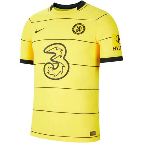 Chelsea Away Player Version Football Shirt 21 22