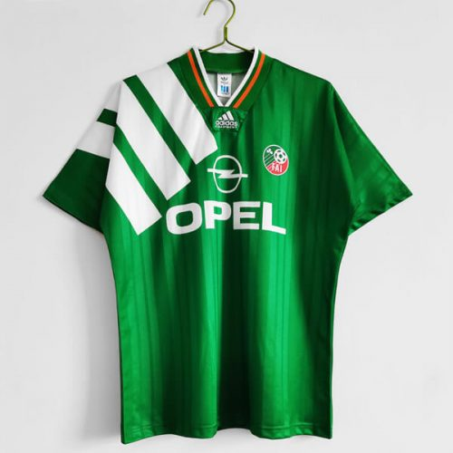 Retro Ireland Home Football Shirt 1992